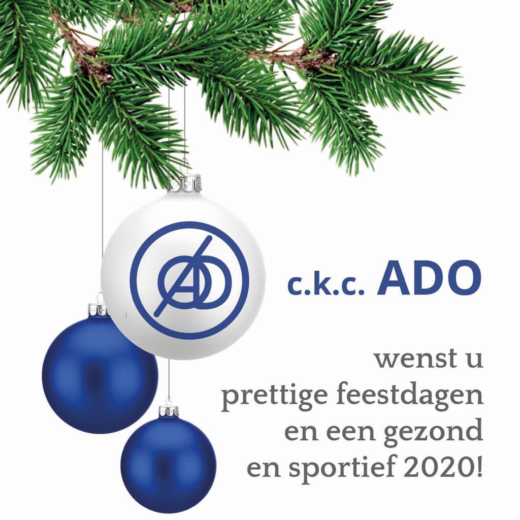 ADO wenst u fijne feestdagen!